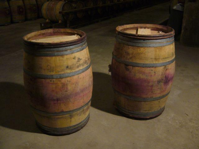 bordeaux vaten gebruiken als regenton