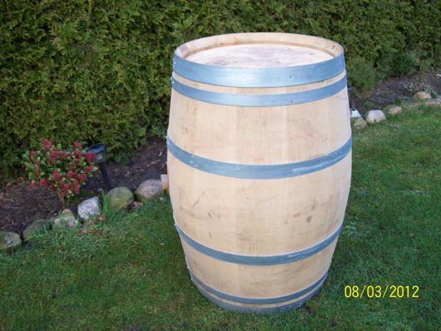 regenton wijnvat 225 liter